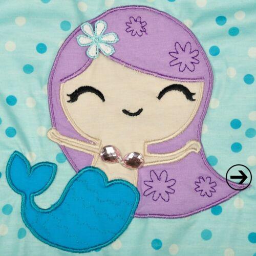 Nouveau sirène boutique bébé fille à volants Ange Combinaison