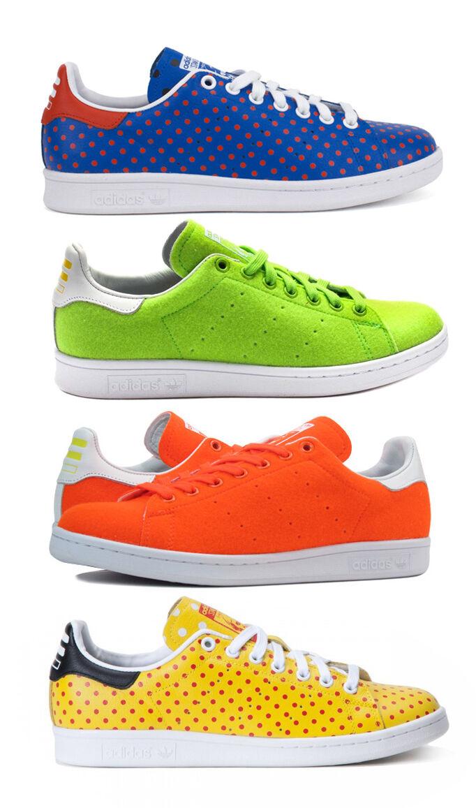 Adidas Originals Stan Smith Pharrell Williams SPD Hombre Trainers zapatos el nuevos de 6 12 el zapatos mas popular de zapatos para hombres y mujeres 2cc19d