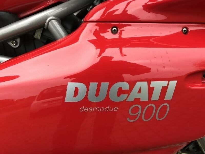 Ducati, 900 Super Sport, 904