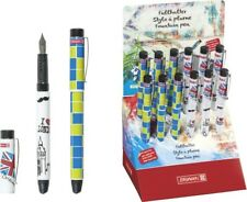 Radierer BRUNNEN 1027346 Bleistift Brillant Style mit Straß