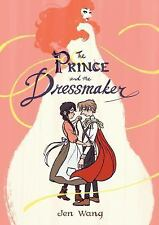 The Prince and the Dressmaker by Jen Wang (2018, Paperback)