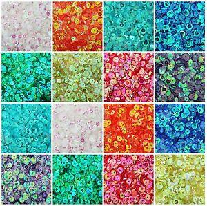 Soigneux Loose Cup Paillettes-irisé - 8 Couleurs - 2 Tailles - 720/pack-threadart-afficher Le Titre D'origine Design Moderne