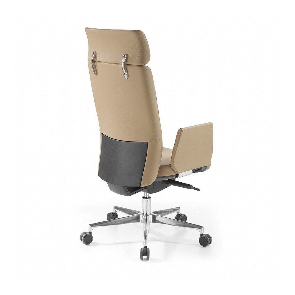 IT- Poltrona ufficio armchair con poggiatesta mod. Lena P office armchair ufficio chairs 8688d9