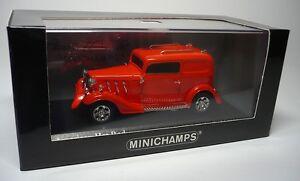 AMERICAN-HOT-ROD-RED-1-43-MINICHAMPS