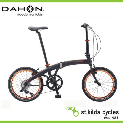 Dahon MU D8 Bicicleta Dobrável-Preto