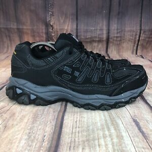 Skechers Work Relaxed Fit Men Size 8