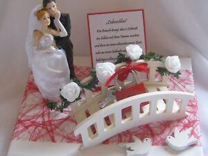 Schöne Verpackung Geldgeschenke Hochzeit Brücke Ebay