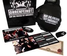 Ohrenfeindt - Auf Die Fresse Ist Umsonst (Ltd.Boxset) CD + Boxhandschuh - neu