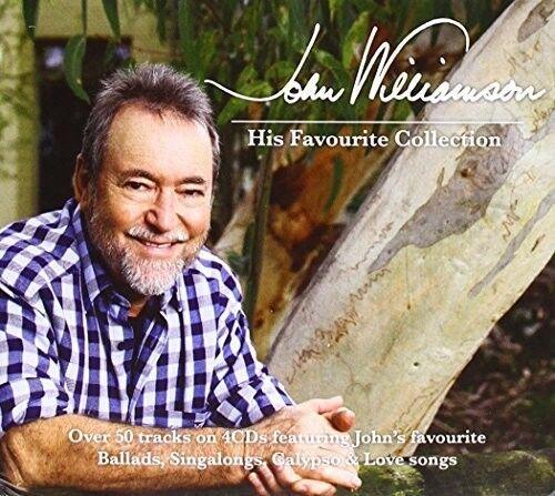 John Williamson - His Favourite Collection [New CD] Australia - Import