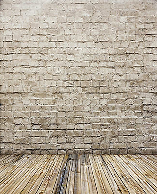 1.5m x 2.1m Fotohintergrund Hintergrund Foto Studio Ziegelwände Background Prop