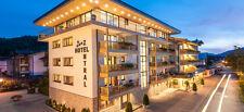 4T Kurzurlaub in Tirol nähe Kitzbühel im Wellness Hotel Zentral 4 Sterne + HP