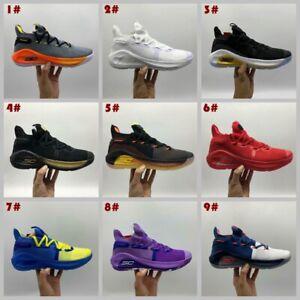 High Quality Mens UA Curry 6 Basketball