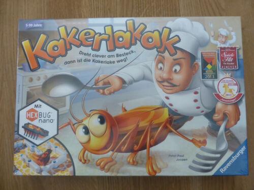 Kakerlakak de Ravensburger 2013 électronique Cafard NEUF ET Neuf dans sa boîte