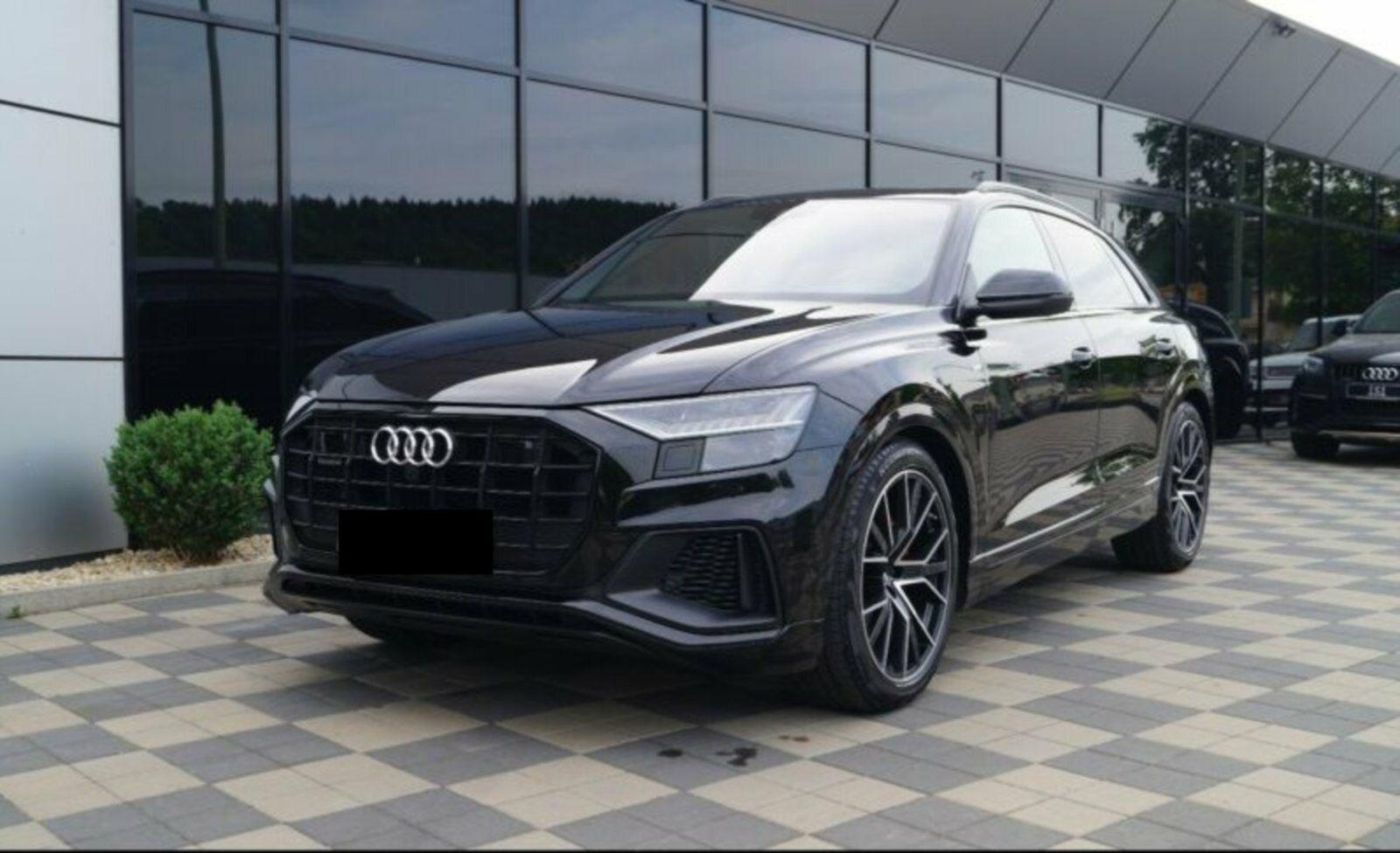 Audi Q8 50 TDi quattro Tiptr. 5d - 9.920 kr.