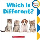 Which Is Different? by C. Press/F. Watts Trade (Board book, 2015)