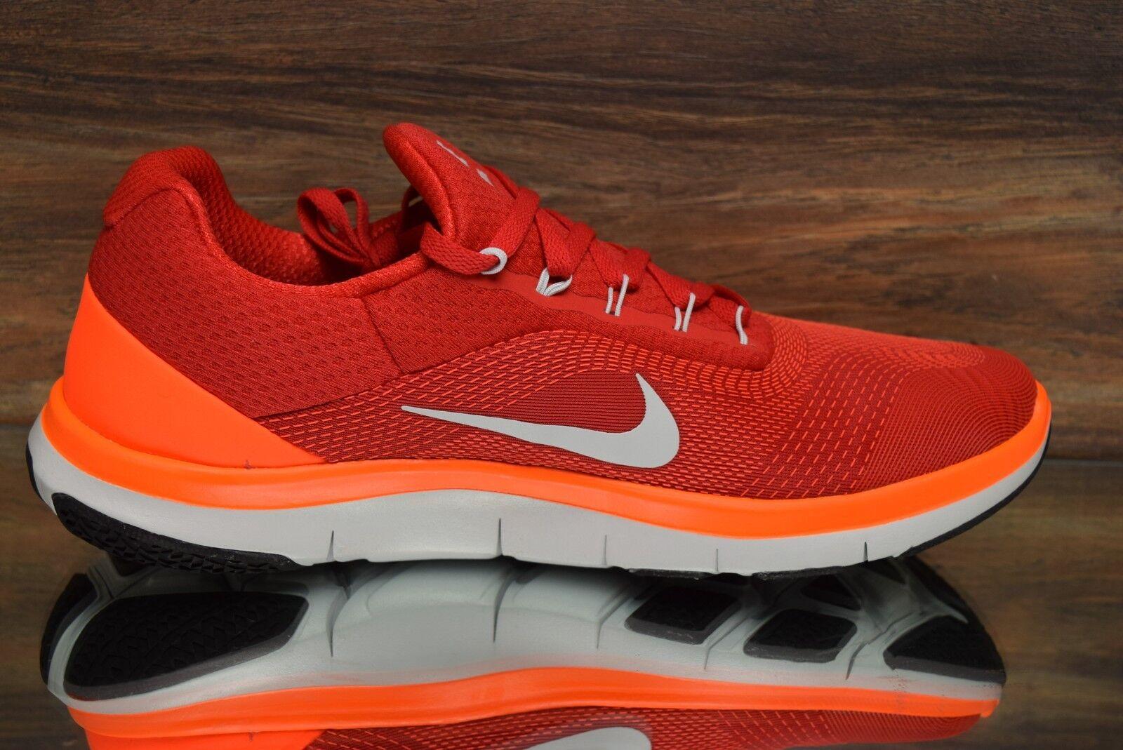 Nike libera, allenatore di v7 crimson arancione 898053-800 scarpe da da scarpe corsa degli uomini - diverse dimensioni 86ddb2
