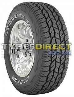 x4 255/65R17 COOPER DISCOVERER AT/3 4X4 ALL TERRAIN TYRES 2556517