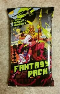 Cards Against Humanity Fantasy Pack Expansion Set 30 Cards Sealed New