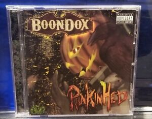 Boondox - PunkinHed CD insane clown posse twiztid psychopathic records rydas abk