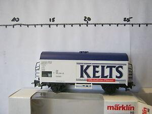 Maerklin-HO-4419-Bierwagen-Kelts-DB-RG-RK-029-9R4-4