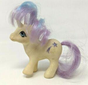 VTG 1984 Hasbro My Little Pony MLP G1 Baby Glory Unicorn Play & Care Toy CD21