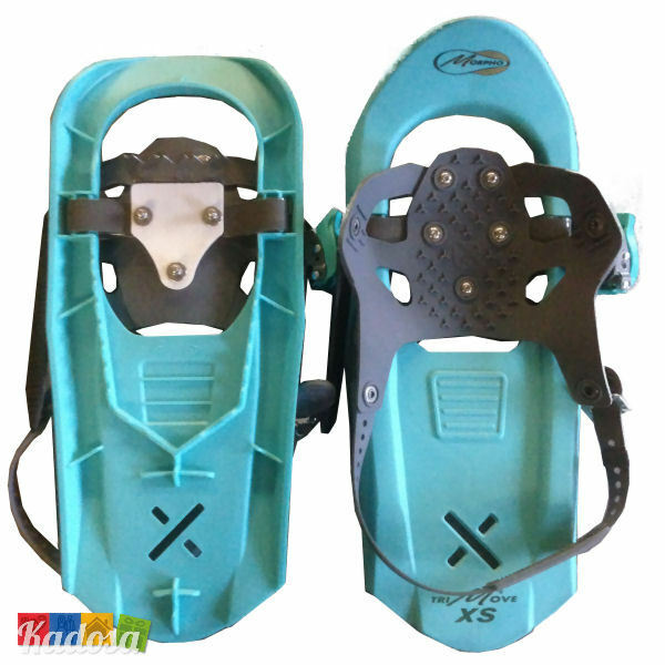 Trimove XS Junior  Morpho Snowsautope Racchette da Neve Ciaspole da bambino