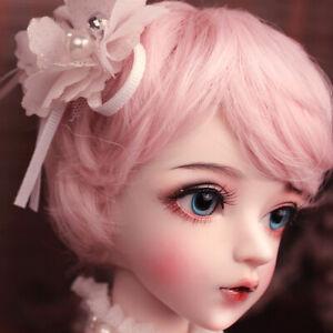60cm-Doll-1-3-Puppe-Huebsches-Maedchen-BJD-Puppen-Mit-Kleidung-Geschenkspielzeug