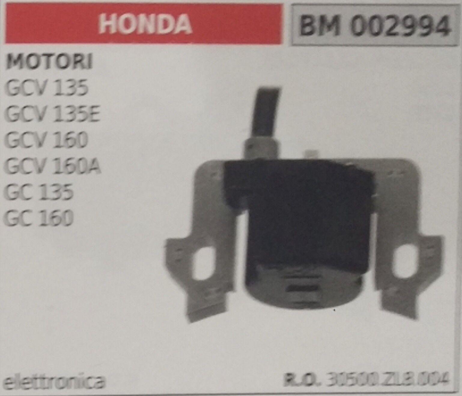 30500ZF6W0X BOBINA ELETTRONICA MOTORE HONDA G240K1 G340K1 G390K1 GX270