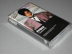PRINCE-Controversy-CASSETTE-TAPE-New-Sealed-CASS