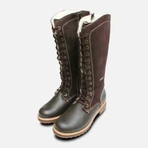 Boots Duo With Tex Tamaris Membrane Long Brown qp6T8T