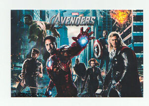 DISNEY-POSTCARDS-OR-FRAMEABLE-PICTURES-4-034-X6-034-MARVEL-AVENGERS-AGE-OF-ULTRON