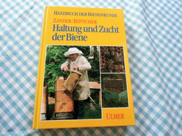 Haltung Und Zucht Der Biene ~ Zander Böttcher ~ Ulmer V ~ Bienenkunde. 12 Aufl.