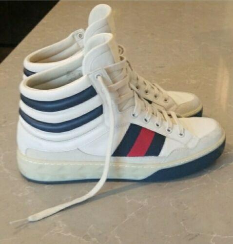 Gucci high top sneakers men