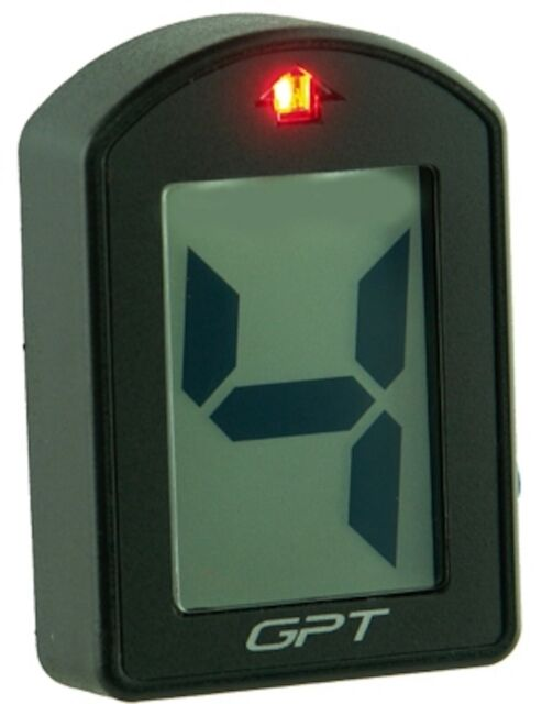 G.P.T. ENGINEERING GI 3001 GEAR INDICATOR DIGITAL WITH CHANGE