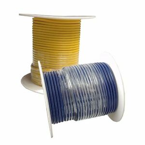 14 gauge primary wire copper stranded 2 100 spools choose image is loading 14 gauge primary wire copper stranded 2 100 keyboard keysfo Image collections