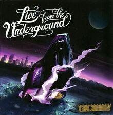 Live From The Underground, New Music
