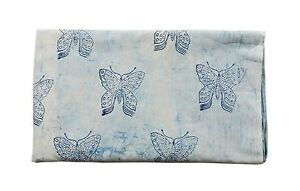 5-Yard-Cotton-Running-Fabric-Butterfly-Print-Craft-Cloths