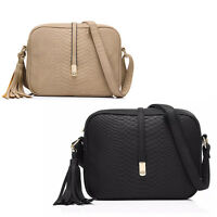Lady Shoulder Bag Crossbody Messenger Satchel PU Leather Tote Purses Handbag New