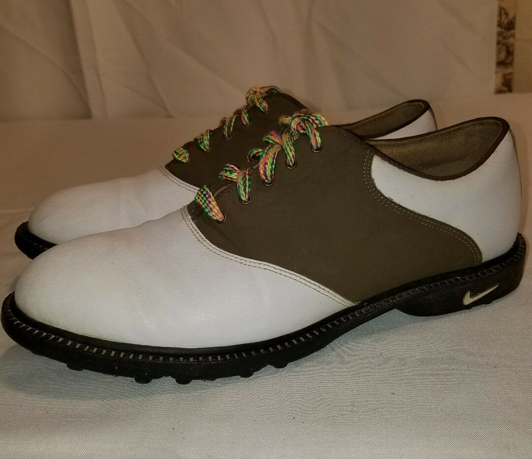 NIKE GOLF LADIES 8.5 EUC GOLF SHOES Wild casual shoes