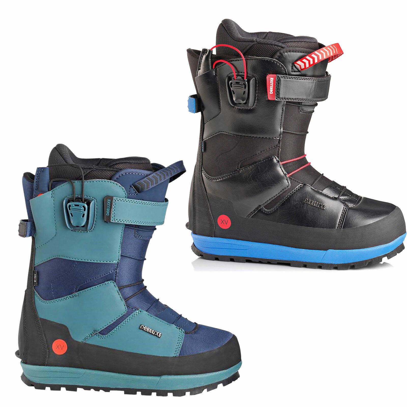 Deeluxe Spark XV Pf Men's Freeride Hiking Snowboardboots Snowboard Boots New
