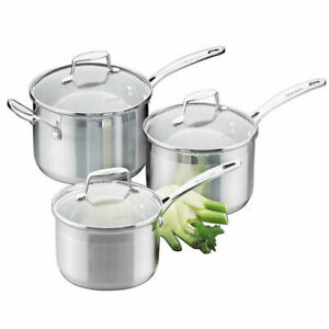 SCANPAN-IMPACT-3-PIECE-SAUCEPAN-SET-STAINLESS-STEEL-INDUCTION-KITCHEN-COOKWARE