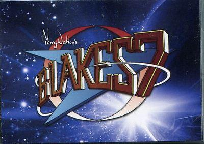 Blakes 7       Full Base set of  54   Trading Cards