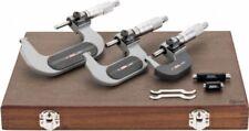 Spi Digit Counter Outside Micrometer Set 0 300001 Withstandards 17 734 5