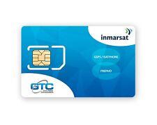 Inmarsat GSPS PrePaid SIM Card for IsatPhone 2 & IsatPhone Pro Satellite Phone