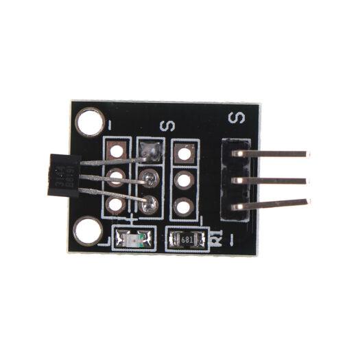 5Pcs Ky-003 Hall Effect Magnetic Sensor Module For Pic Avr Smart LMAB