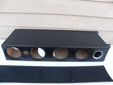 Polk Audio Monitor 70 Series II Damaged Speaker Cabinet Template For Montor 60