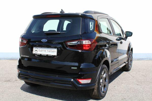 Ford EcoSport 1,0 SCTi 140 ST-Line Black - billede 1