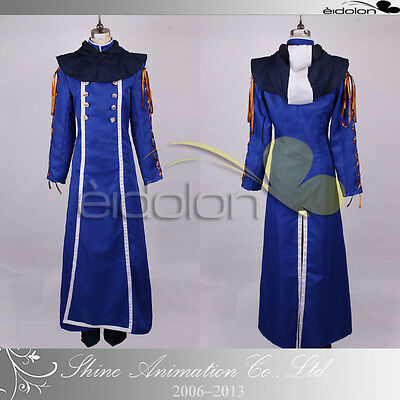 EE0038AD Fate//Zero Fate Night Saber Fighting Dress Cosplay Costume without armor
