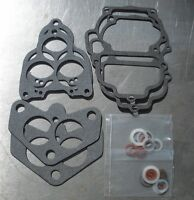 Holley 94 Two (h-100) Gasket Kits- 94-2100-stromberg 97 Hot Rat Rod Tri Power