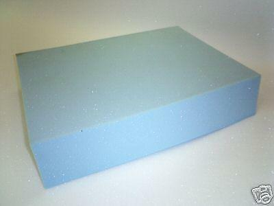 3/4 ROCK AND ROLL FOAM SET OF 3 FOR CAMPER VAN SEAT / BED VW UPHOLSTERY FIRM